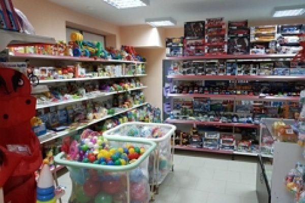 11.магазин игрушек
