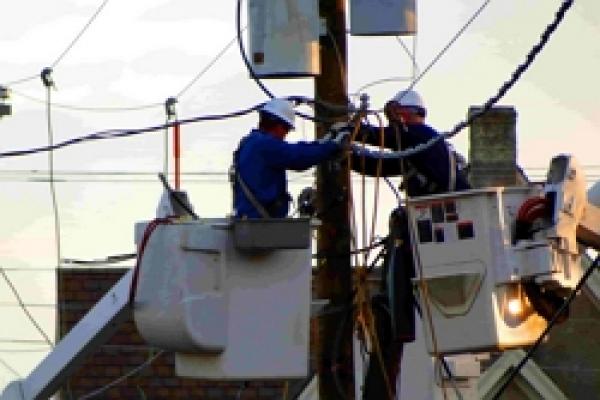 15.подключение домов к электросетям
