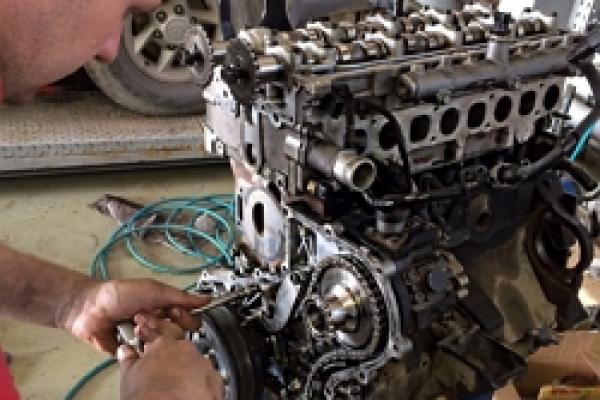 25.ремонт французских двигателей