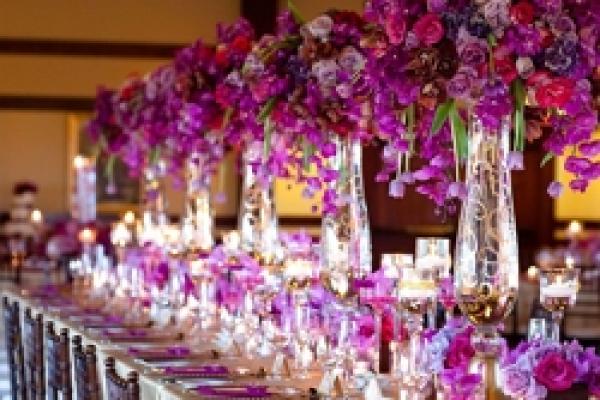 42.оформление свадеб цветами