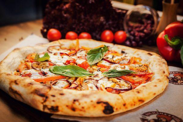 5.Доставка пиццы