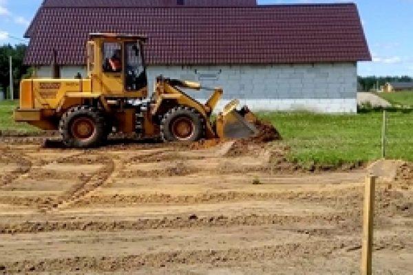 6.подготовка участка к строительству