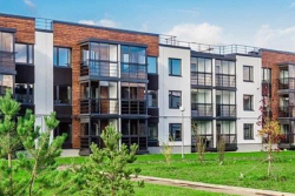 7.квартиры в малоэтажном комплексе