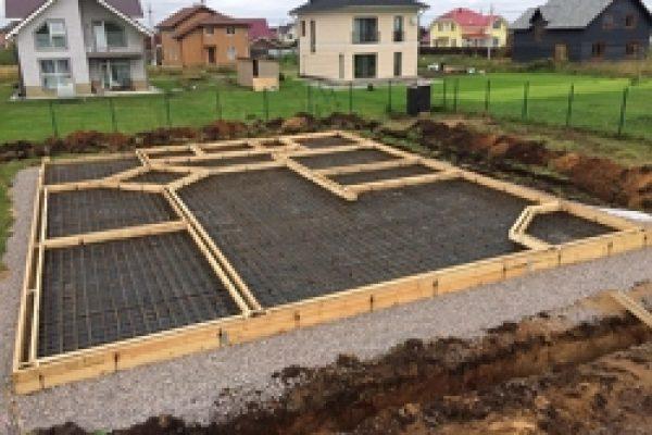 7.строительство фундаментов